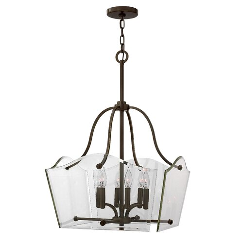 Wingate 6 Light Chandelier