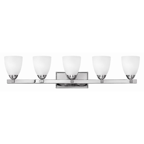 Hinkley Lighting Pinnacle 5 Light Bath Vanity Light