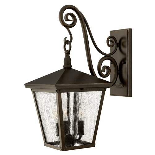 Hinkley Lighting Trellis 3 Light Medium Outdoor Wall Lantern