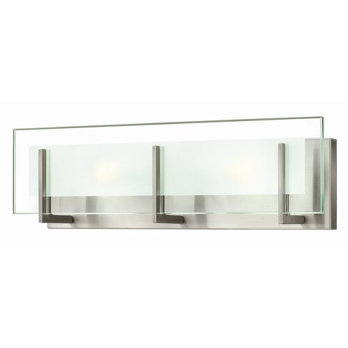 Hinkley Lighting Latitude 4 Light Bath Vanity Light & Reviews Wayfair