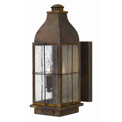 Hinkley Lighting Bingham 2 Light Outdoor Wall Lantern