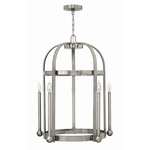 Landon 5 Light Foyer Pendant