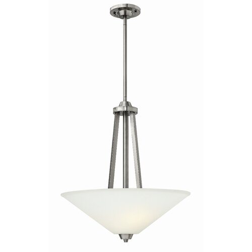 Dillon 3 Light Foyer Inverted Pendant