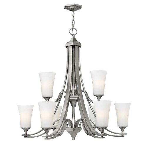 Brantley 9 Light Chandelier
