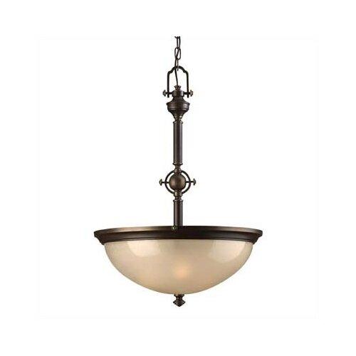 Hinkley Lighting Mayflower 3 Light Inverted Pendant