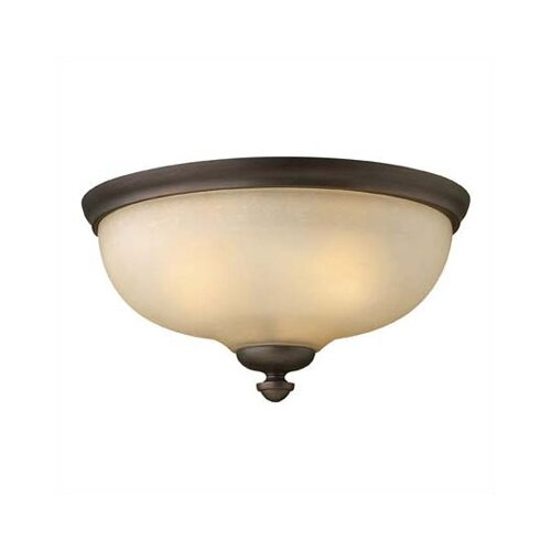 Hinkley Lighting Thistledown 3 Light Flush Mount