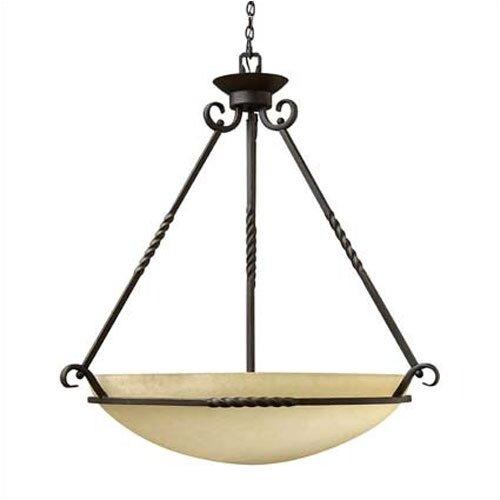Hinkley Lighting Casa 6 Light Inverted Pendant