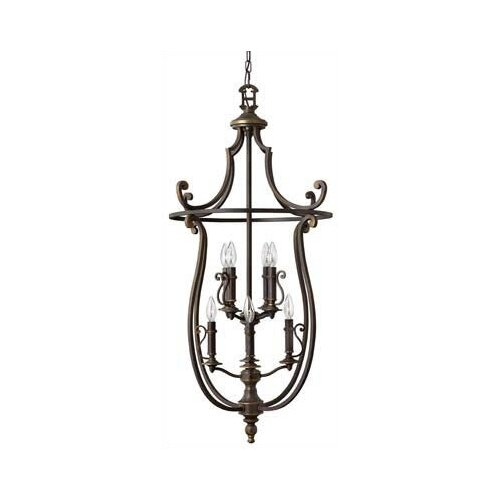 Hinkley Lighting Plymouth 8 Light Chandelier