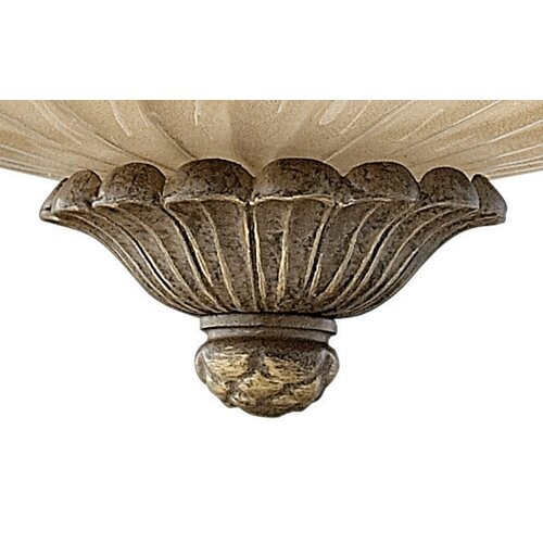 Hinkley Lighting Plantation Outdoor Flush Mount