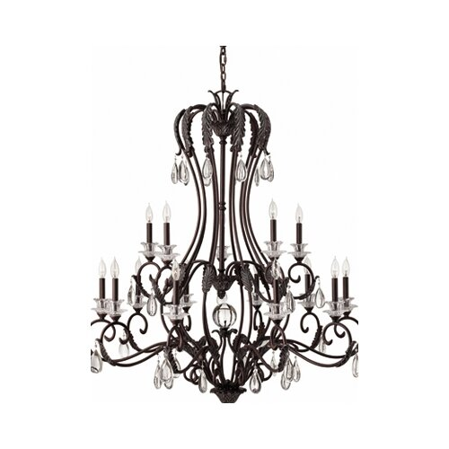 Hinkley Lighting Marcellina 15 Light Chandelier