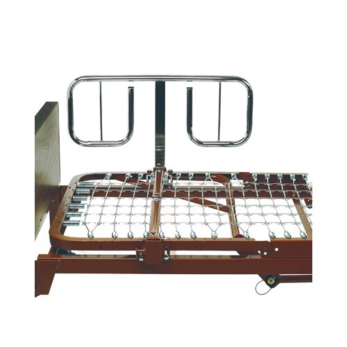 Invacare Bariatric Half-Length Bed Rails