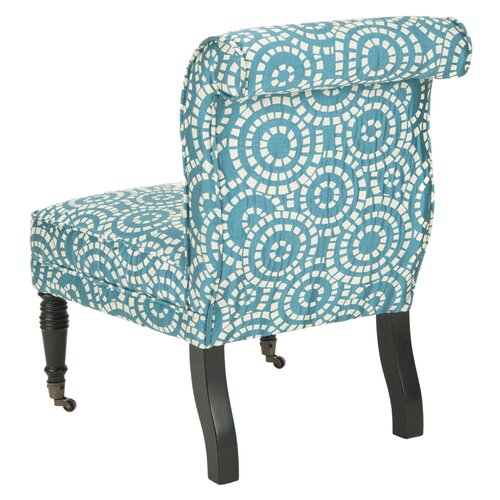 Safavieh Matthew Fabric Slipper Chair