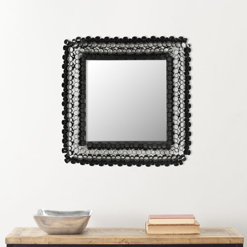 Safavieh Square Tube Mirror