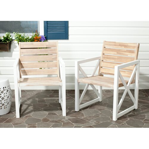 Safavieh Irina Dining Arm Chair