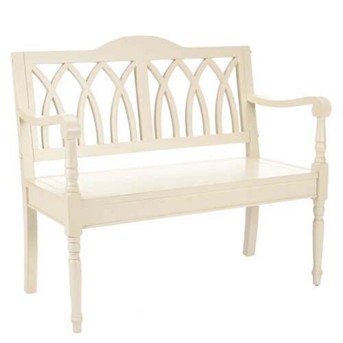 Safavieh Franklin Wood Bench