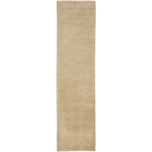 Safavieh Tibetan Greek Key Ivory Rug