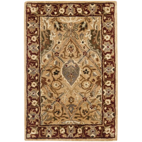 Safavieh Persian Legend Ivory/Rust Rug