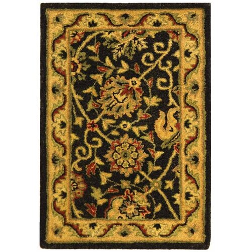 Safavieh Antiquities Black Rug