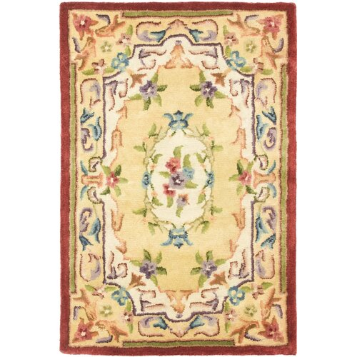 Safavieh Empire Gold Rug