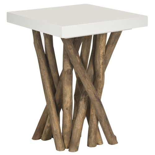 Fox Hartwick End Table