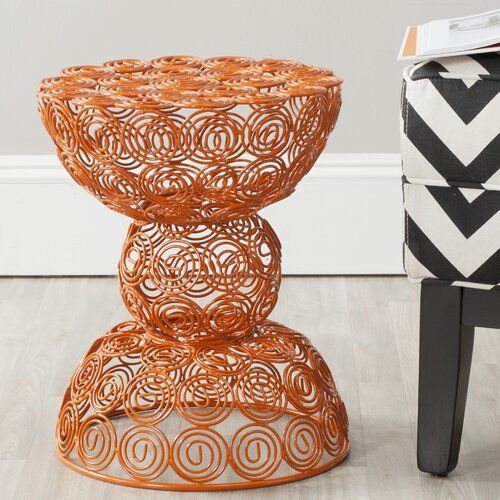 Fox Leila Iron Wire Stool