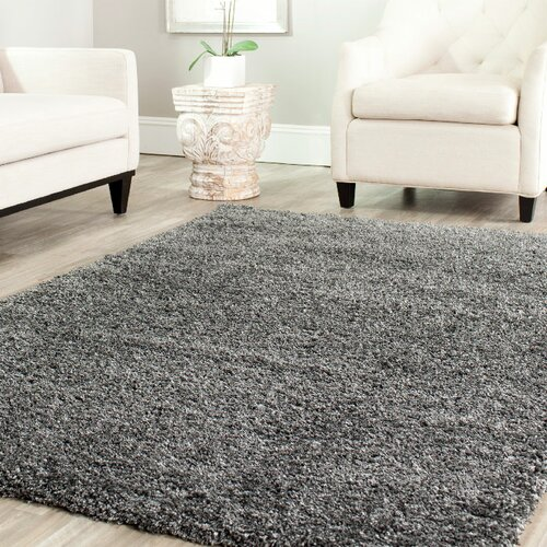 Safavieh 5 -.55Shag Dark Grey Rug
