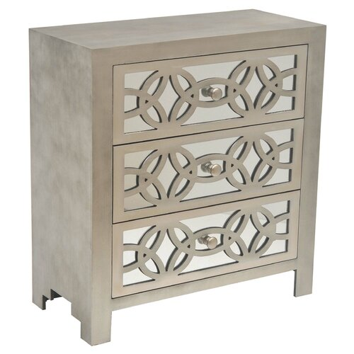 Tasha 3 Drawer Chest