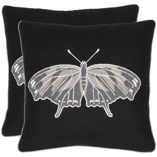 Orchard Butterfly Decorative Pillow (Set of 2)