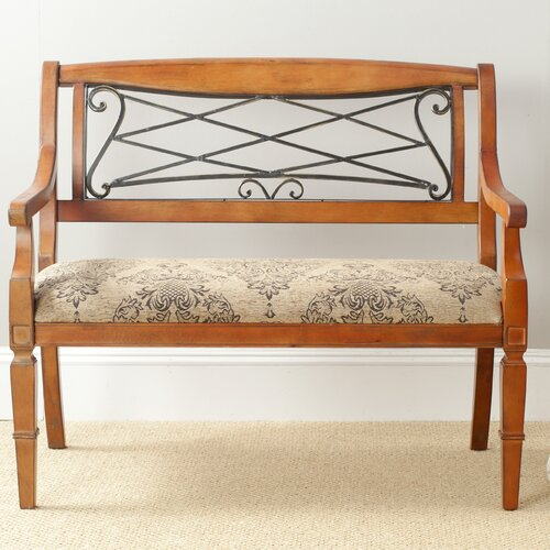 Grace Wood Entryway Bench