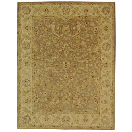 Safavieh Antiquities Brown/Gold Rug