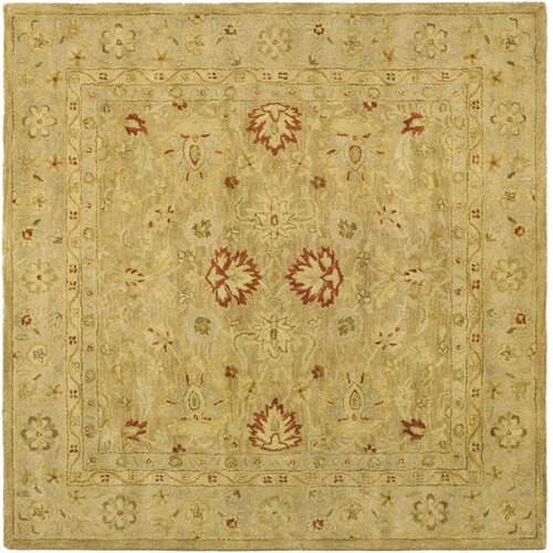 Safavieh Antiquities Brown/Beige Rug