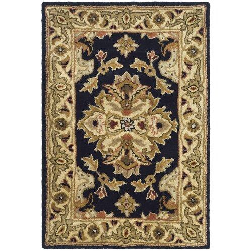Safavieh Heritage Black/Ivory Rug