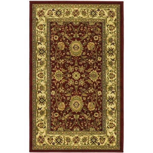 Safavieh Lyndhurst Persian Red/Ivory Rug