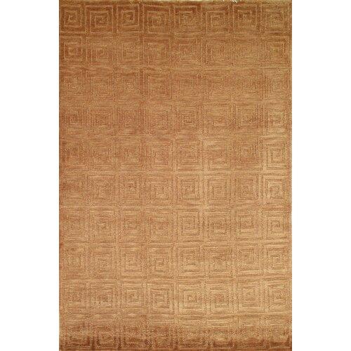 Safavieh Tibetan Greek Key Camel Rug