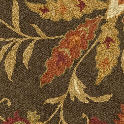 Safavieh Blossom Brown Floral Rug