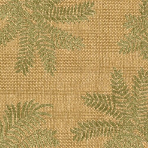 Safavieh Courtyard Dark Natural Outdoor Rug