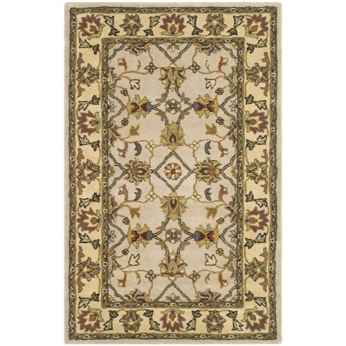Safavieh Heritage Ivory/Light Gold Rug