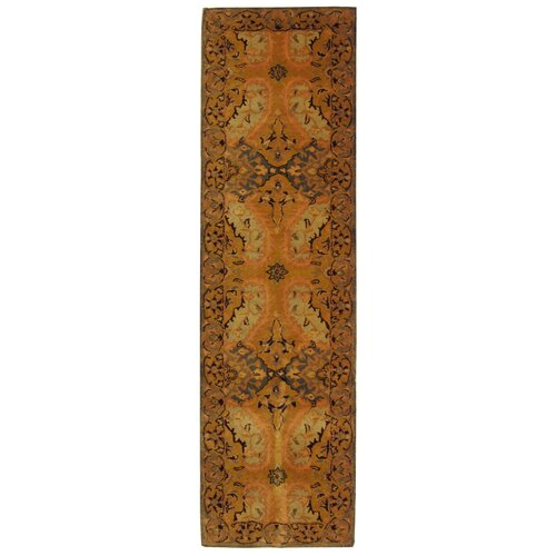Safavieh Imperial Gold/Green Rug