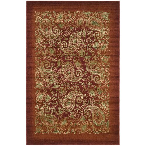 Safavieh Lyndhurst Red/Multi Rug