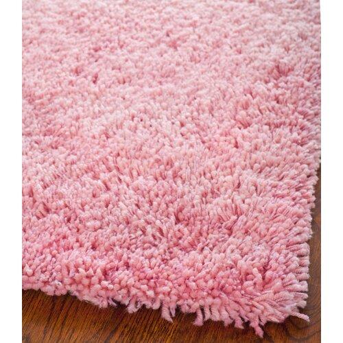 Safavieh Shag Pink Area Rug & Reviews