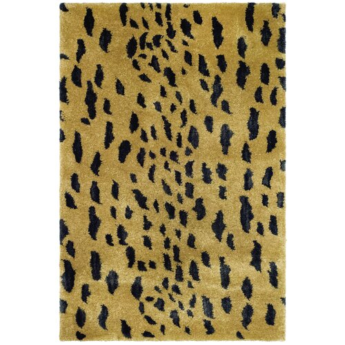 Safavieh Soho Yellow/Black Rug