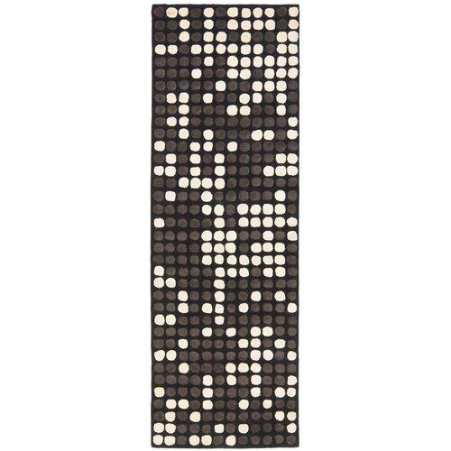 Soho Black/White Rug