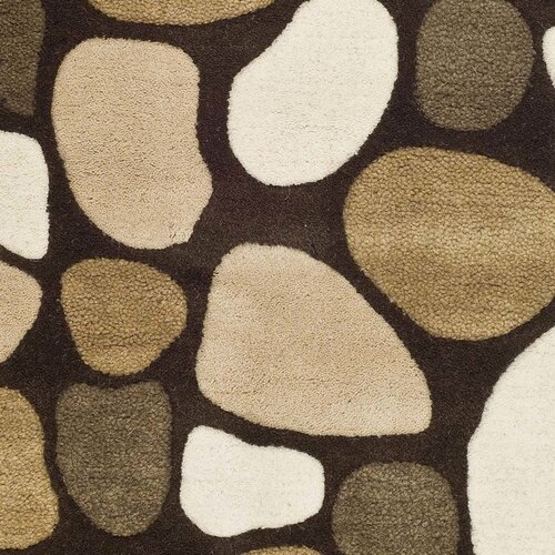 Safavieh Soho Dark Brown/Multi Rug