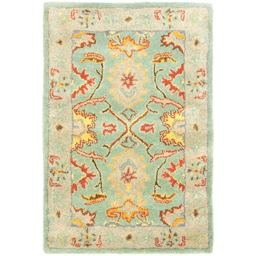 Safavieh Heritage Light Blue/Ivory Rug