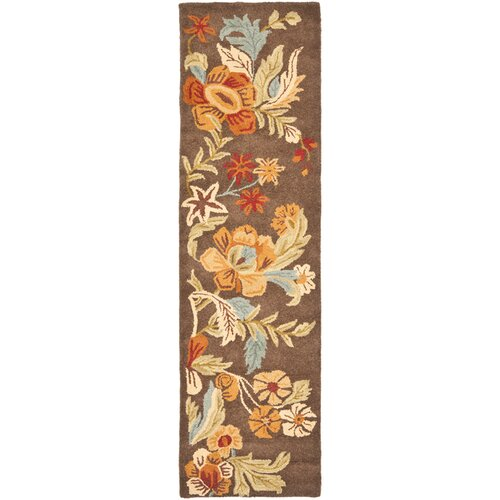 Safavieh Blossom Brown/Multi Floral Rug