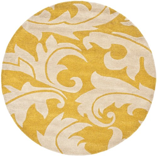 Safavieh Soho Gold/Ivory Rug