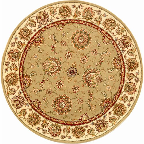 Safavieh Persian Court Red/Yellow Rug