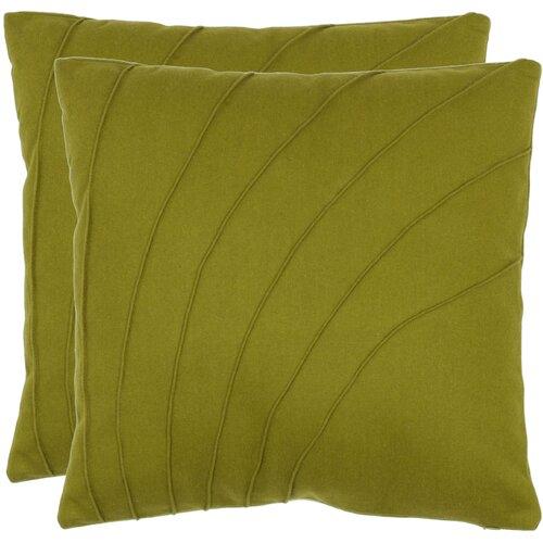 Cruz Polyester Decorative Pillow (Set of 2)