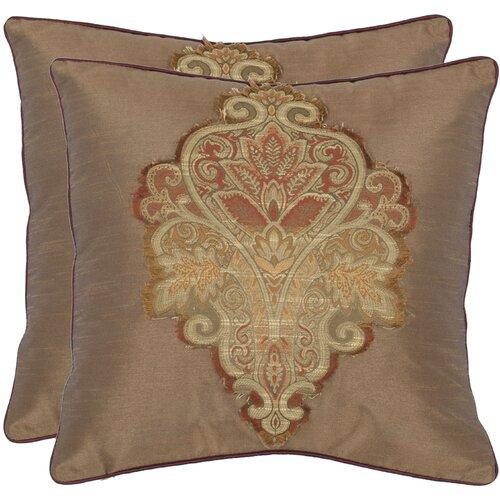 Cheyenne Polyester Decorative Pillow (Set of 2)