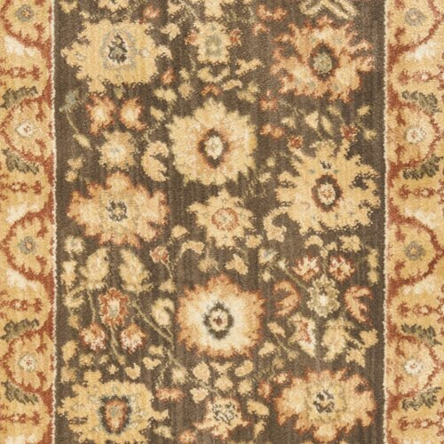 Heirloom Brown/Rust Rug